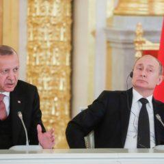 Путин сообщил о разногласиях с Турцией по цене на газ