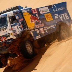 Организаторы «Дакара» подтвердили перенос гонки в Саудовскую Аравию