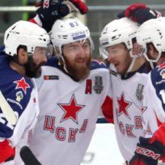 ЦСКА впервые в истории выиграл Кубок Гагарина