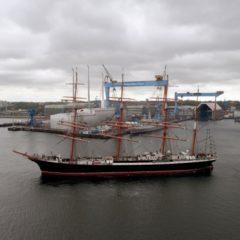 Владелец «Седова» назвал дальнейшие действия после запрета на вход в порт