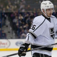 НХЛ продлит дисквалификацию хоккеисту Войнову