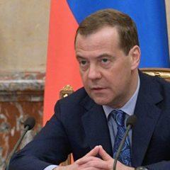 Медведев рассказал о ситуации с расходованием средств на нацпроекты