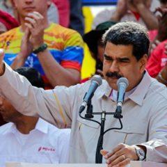 Мадуро заявил, что в США правят последователи Гитлера
