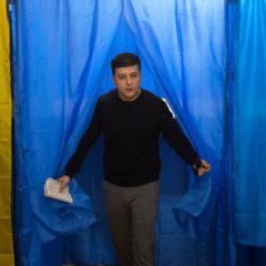 Опубликованы данные последнего опроса перед вторым туром выборов на Украине