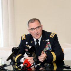 Командующий силами НАТО в Европе заявил о важности контактов с Россией
