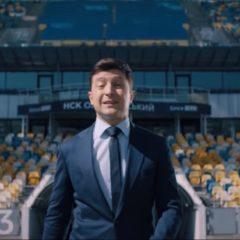 Зеленский согласился пожать руку Петру Порошенко