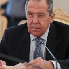 Лавров: Россия и Египет координируют усилия по урегулированию в Ливии