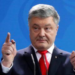 Порошенко назвал условие появления на дебатах на стадионе