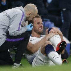 Лучший бомбардир «Тоттенхэма» получил травму в 1/4 финала Лиги чемпионов