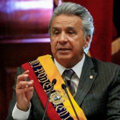 Президент Эквадора объяснил отзыв у Ассанжа права на убежище