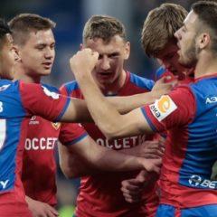 ЦСКА победил «Анжи» и поднялся на третье место в чемпионате России