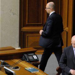 Адвокаты Януковича сообщили об уголовном деле против Яценюка и Турчинова