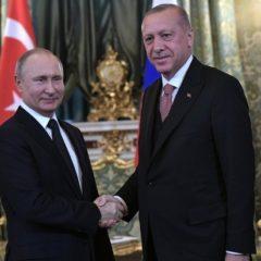 Неожиданная близость Путина и Эрдогана: о чем президенты разговаривают по телефону