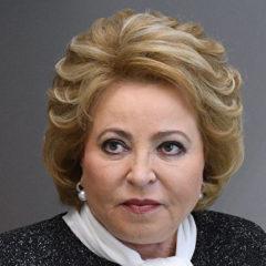 Матвиенко обладает врожденным даром дипломата, заявил Лавров