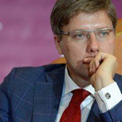 Отстраненный мэр Риги Ушаков отказался покидать свой кабинет