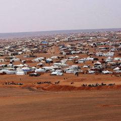 Более 1,3 тысячи беженцев покинули лагерь «Эр-Рукбан» за сутки