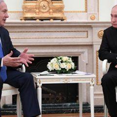 Путин и Нетаньяху обсудили тему Сирии, рассказал Ушаков