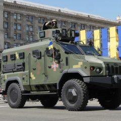 В Сирии заметили украинскую бронетехнику и заподозрили нарушение санкций США