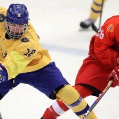 Юниорская сборная России по хоккею проиграла шведам в финале ЧМ