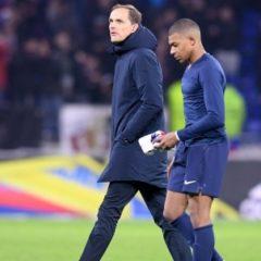 Главный тренер «ПСЖ» исключил Мбаппе из состава за критику партнеров