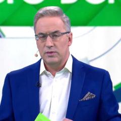 НТВ объяснил исчезновение Норкина посреди эфира