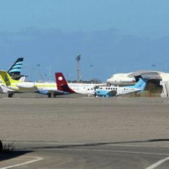 Аэропорт Триполи частично возобновил работу после авиаударов