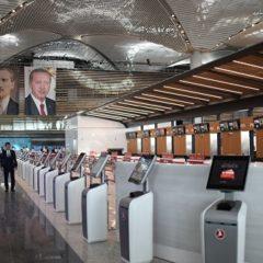 В Стамбуле начинает работу новый аэропорт