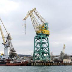 Бывший завод Порошенко превратят в ремонтную базу Черноморского флота
