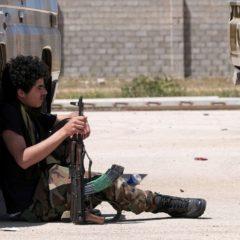 Хафтар застрял на подступах к Триполи