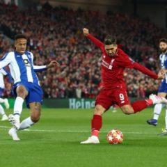 «Ливерпуль» победил «Порту» в четвертьфинале Лиги чемпионов