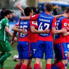 Московский ЦСКА впервые выиграл молодежный чемпионат России по футболу