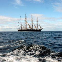 Вторая страна Европы запретила заходить паруснику «Седов» в свои воды