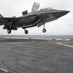 США рассматривают возможность продажи F-35 Греции, Румынии и Польше