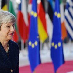 Мэй попросила ЕС перенести дату Brexit на 30 июня