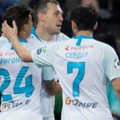 «Зенит» забил победный гол «Краснодару» на 95-й минуте