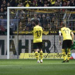 «Боруссия» второй раз подряд пропустила 4 гола от «Шальке» в Дортмунде