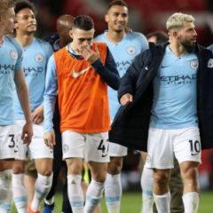 «Манчестер Сити» обыграл «МЮ» и возглавил таблицу чемпионата Англии