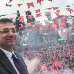 ЦИК признала победу оппозиции на выборах мэра Стамбула