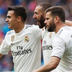 СМИ назвали сумму нового контракта «Реала» с аdidas