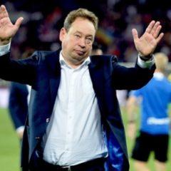 Футбольный союз Голландии завел дело на Слуцкого из-за оскорбления судьи