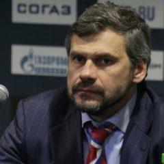 Бывший главный тренер ЦСКА договорился о контракте с «Ак Барсом»