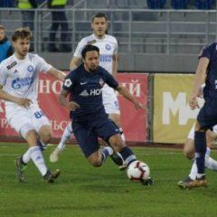 «Енисей» выиграл первый за пять месяцев матч в чемпионате России