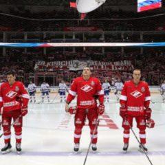 «Спартак» проведет на «ЦСКА Арене» следующие два сезона КХЛ
