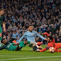 «Тоттенхэм» впервые в своей истории вышел в полуфинал Лиги чемпионов
