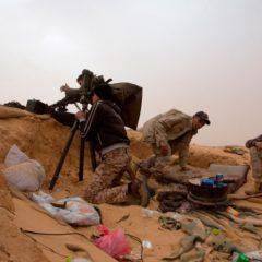 Ливийский фельдмаршал Хафтар начал наступление на Триполи