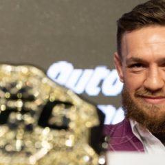 Видео: Возвращение Макгрегора в UFC и победа ЦСКА над «Спартаком»