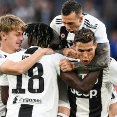 «Ювентус» восьмой раз подряд стал чемпионом Италии