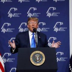 Трамп не прочитал доклад Мюллера по «российскому делу»