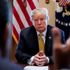 Трамп уволил генерал-майора с поста главы Секретной службы США