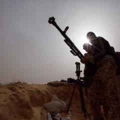 Война в Ливии: на Западе увидели в рядах повстанцев российских наемников